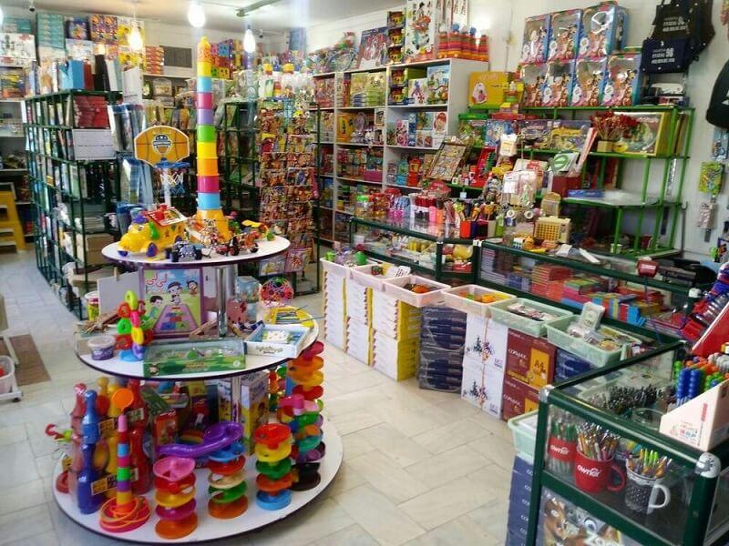 بازار اسباب بازی تهران در کانون پروش فکری کودکان و نوجوانان