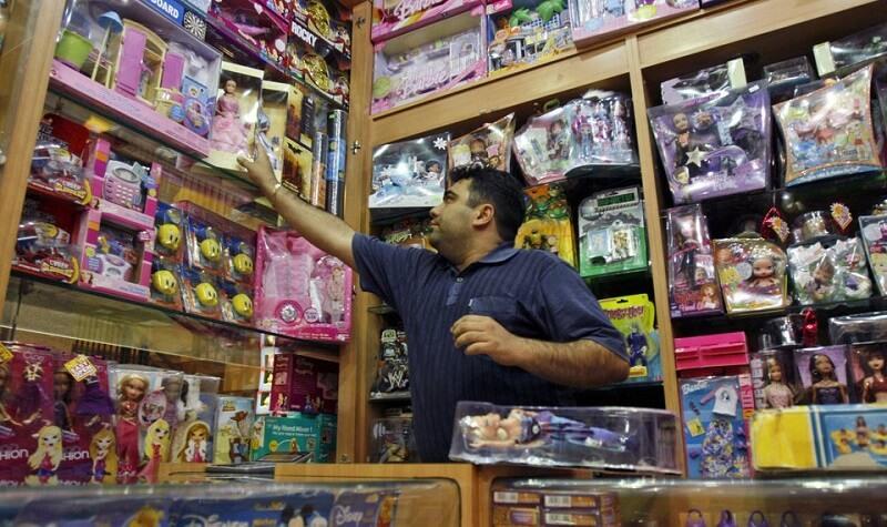 بهترین مراکز و بازار اسباب بازی تهران در خیابان بهار